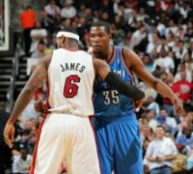 Owning the SF Position: LeBron and Durant