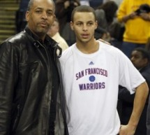 Dell & Stephen Curry Father & Son Basketball ProCamp