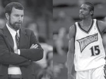 The Choke Heard 'Round The World:  A Faux-ral History of the P.J. Carlesimo Strangling by Latrell Sprewell