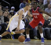 Stephen Curry versus Jrue Holiday….