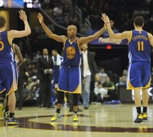 Warriors Rare Roster Makeup On Display in Win Over Cleveland