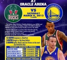 Ball So Hard at Oracle Arena via @IMPRM