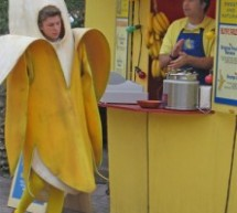 There's Always Money In The Banana Stand…And Uniforms