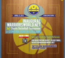 WarriorsWorld.net Charity 3×3 Basketball Tournament