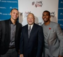 Stephen Curry and Chris Paul Join Kaiser Permanente, Help Launch #OwnNow Program