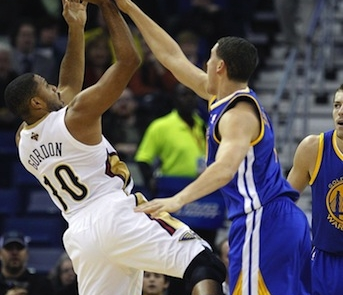 Reactions: Warriors 102, Pelicans 101