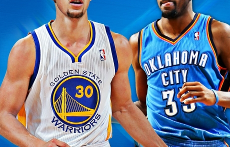 Inside the Scope: Golden State Warriors x Oklahoma City Thunder