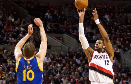 Inside the Scope: Portland Trail Blazers x Golden State Warriors