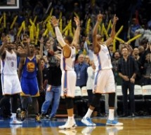 Reactions: Warriors 112, Thunder 113