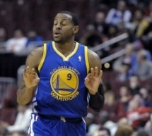 Andre Iguodala: Splash Brother?
