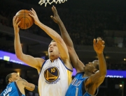 MAVERICKS WARRIORS BASKETBALL