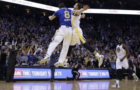 Reactions: Warriors 95, Mavericks 93