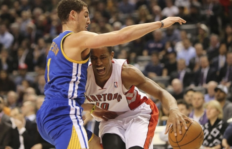 Inside the Scope: Toronto Raptors x Golden State Warriors