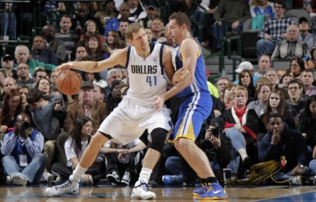 Inside the Scope: Dallas Mavericks x Golden State Warriors