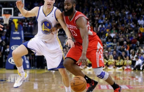 Inside the Scope: Golden State Warriors x Houston Rockets