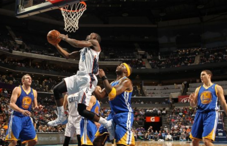 Reactions: Warriors 111, Bobcats 115