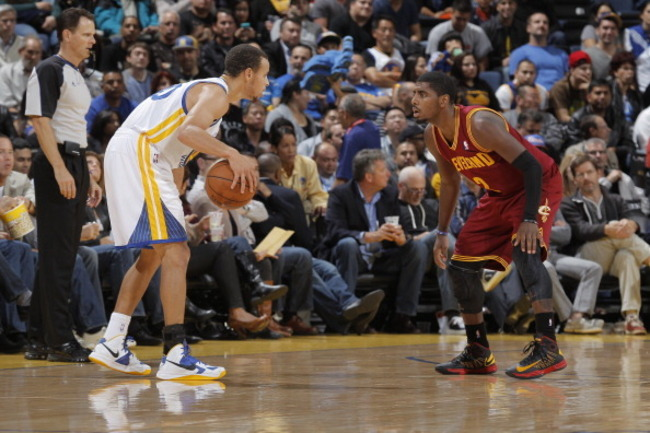 Stephen Curry Vs. Kyrie Irving
