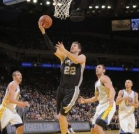 Reactions: Spurs 104, Warriors 102