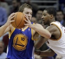 Inside The Scope: Golden State Warriors x Cleveland Cavaliers