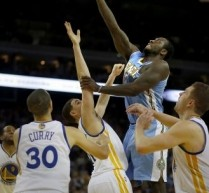 Reactions: Warriors 116, Nuggets 123