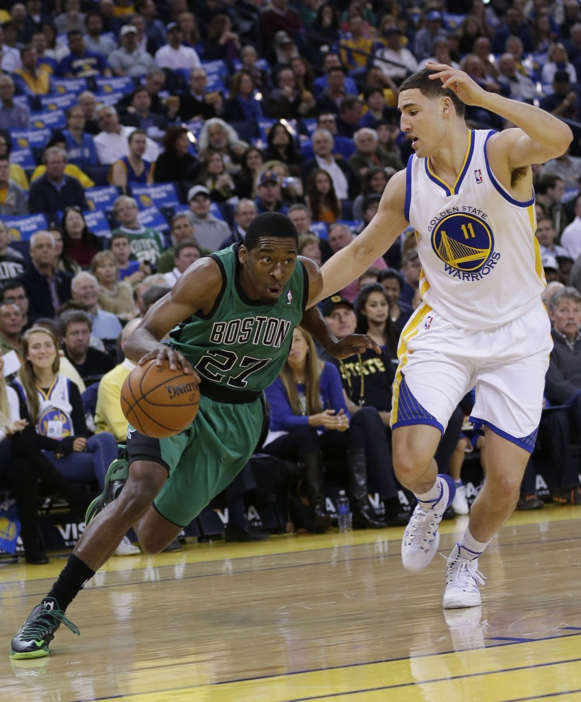 Jordan Crawford, Klay Thompson