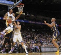 Warriors Recap: Pacers Flex Muscles