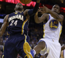 Reactions: Warriors 94, Pacers 102