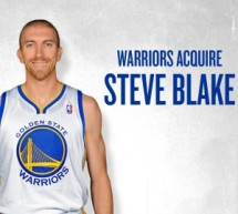 Video: Steve Blake Displays A Little Trickery