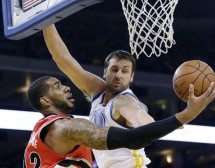 Healthy Bogut Just As Important To Warriors Defense As Iguodala