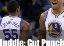 Warriors Huddle – A 40 Point Win And A Gut Punch Loss – Episode 49