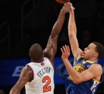 Game Recap: Curry's Triple-Double Leads The Warriors Past The Knicks