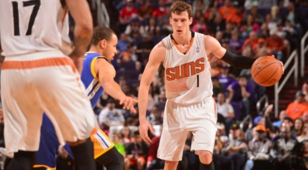 Game Preview: Golden State Warriors vs Phoenix Suns