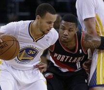 Game Preview: Golden State Warriors vs. Portland Trail Blazers