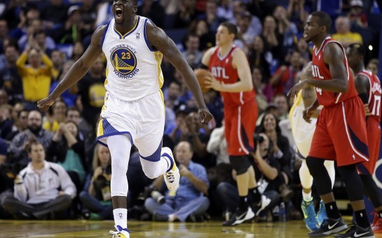 Reactions: Warriors 111, Hawks 97