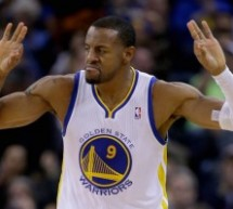 Video: Andre Iguodala's Putback Dunks Against The Mavericks