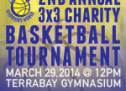 WarriorsWorld 2nd Annual 3×3 Charity Basketball Tournament