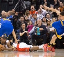 Game Reactions: Raptors 104, Warriors 98