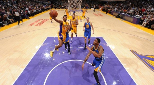 Warriors at Lakers: 3-on-3