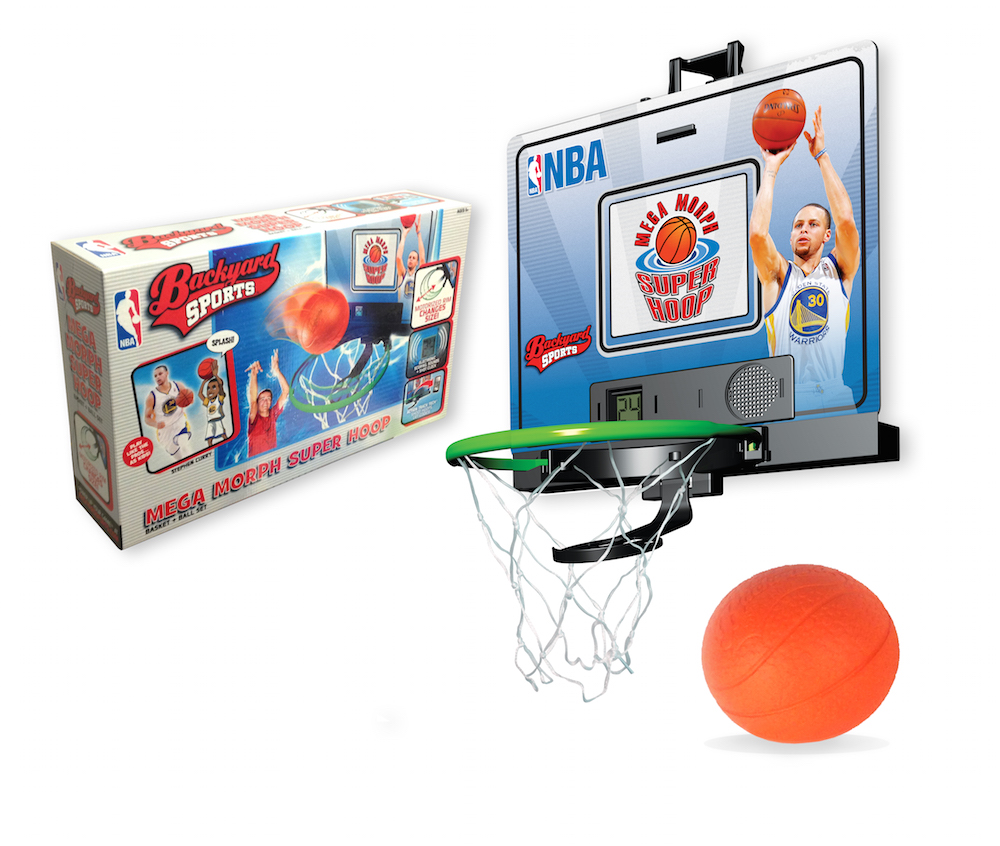 Golden State Warriors Record Without Steph Curry: Enter To Win A Steph Curry Backyard Sports Prize Pack